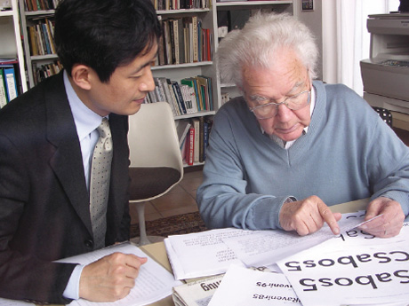 A. Frutiger and A. Kobayashi
