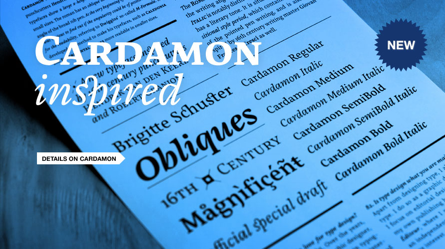 Cardamon usage sample