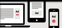Web fonts Digital Ads