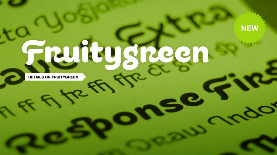 Fruitygreen usage sample