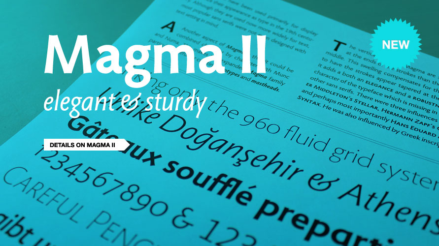 Magma II usage sample