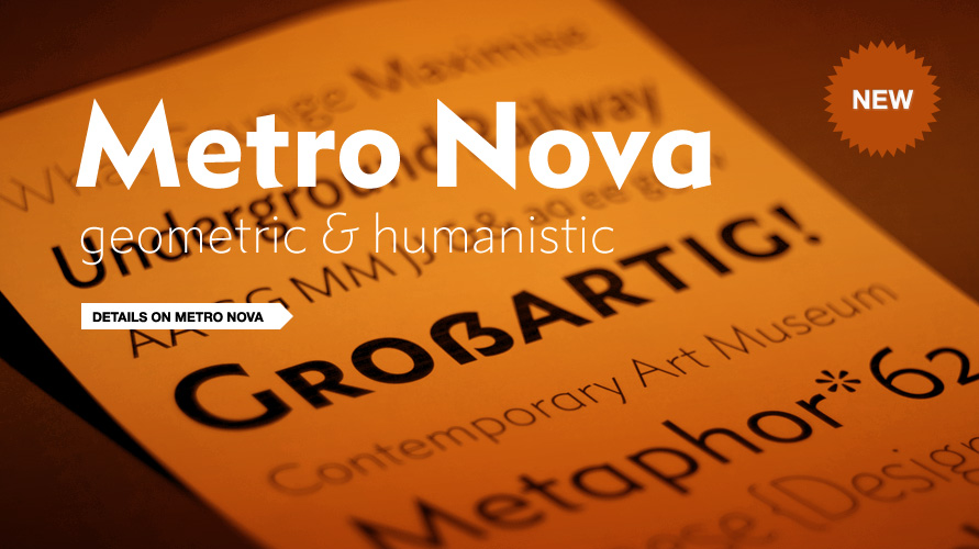 Metro Nova usage sample