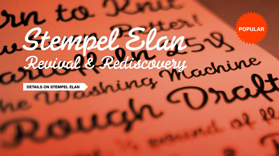 Stempel Elan usage sample