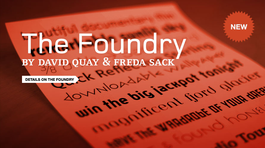 The Foundry usage sample