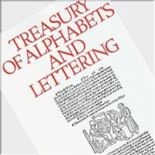Treasury of Alphabets and Lettering