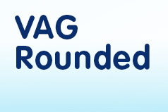 VAG Rounded Font