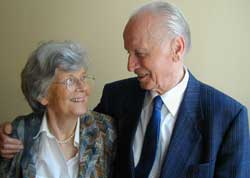 Gudrun and Hermann Zapf