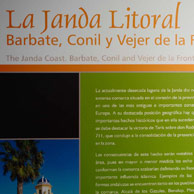 Fonts in Use: La Janda Litoral