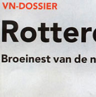 Fonts in Use: VRIJ_Nederland