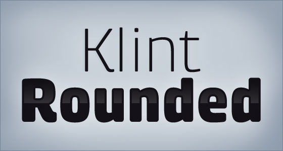 Klint Rounded usage sample