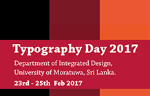 Typography Day 2017