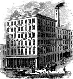 A. D. Farmer Foundry