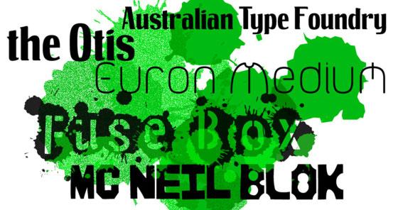 Australian Type Foundry