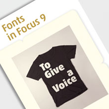 Fonts in Focus 9