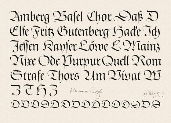 Originalzeichnungen der Gilgengart Fraktur