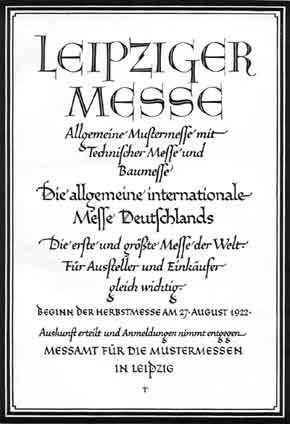 Advertisement, 1922