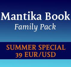 Mantika Book Font Family