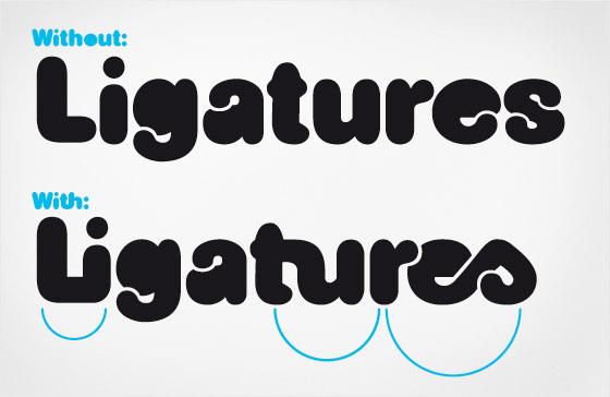 Saussa font sample