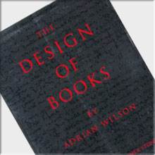The Design of Books
