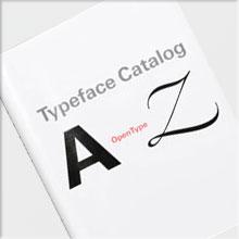 Typeface Catalog A–Z